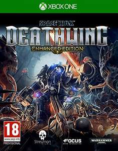 Space Hulk Deathwing Enhanced Edition (Xbox One) (Pre-order) £22.99 (Prime) £24.99 (non-Prime) at Amazon