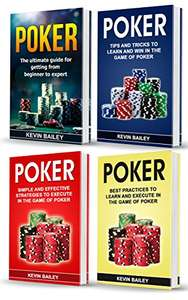 Learn To Be A Winner !!!  - Poker books: 4 Books in 1- Beginner's Guide+ Tips and Tricks+ Simple and Effective Strategies+ Best Practices Kindle Edition - Free Download @ Amazon