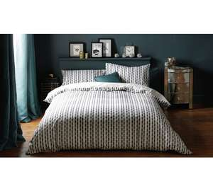 60% Off - Heart of House Discovery Jacquard Double Bedding Set - £17.99 @ Argos