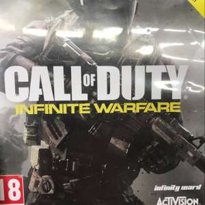 Call of duty infinite warfare Xbox1 £5 instore @ ASDA