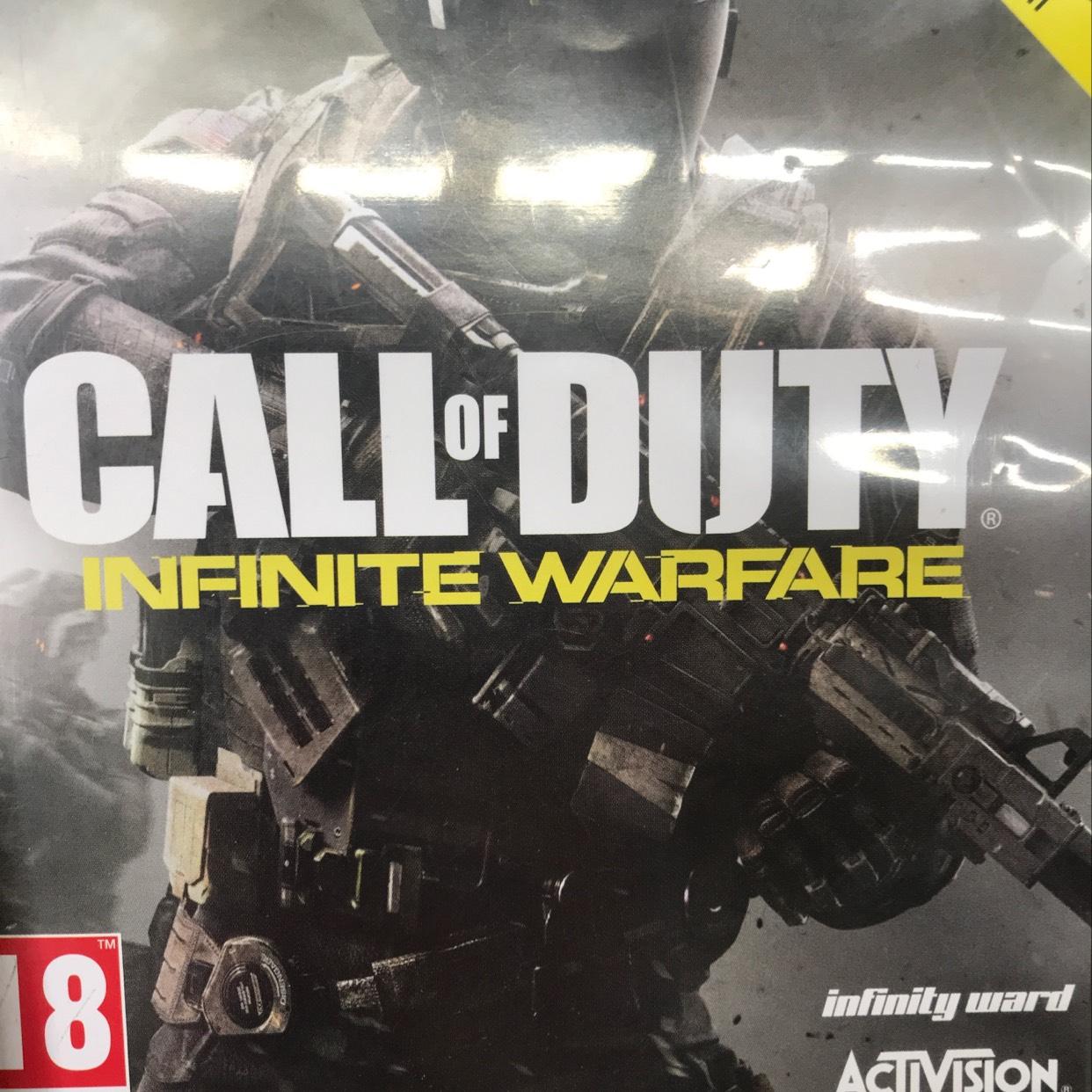 Call of duty infinite warfare Xbox1 £5 instore @ ASDA