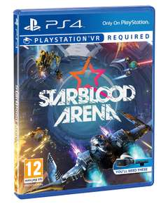 StarBlood Arena (PSVR) £5 Delivered (Like New) @ Boomerang via Amazon