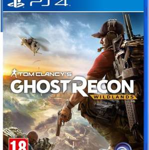 Ghost Recon Wildlands £11.53 from PlayStation PSN Singapore Store