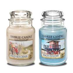 Set of 2 Large Yankee Candles £19.99 + Free Delivery @ Weeklydeals