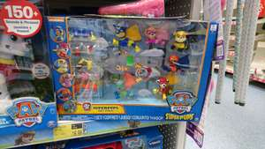 Paw patrol super pups gift pack instore @ b&m Bromborough / wirral - £16.99