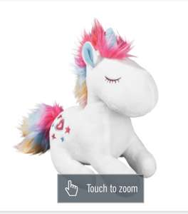 Unicorn items in Lidl from 15/2 Soft Toy £3.49 items from £1.29
