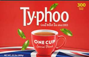 300 Ty-Phoo One Cup Tea Bags for £2.49 @ Home Bargains