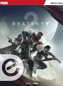 Destiny 2 eGuide Sale | Prima Games - £3.60