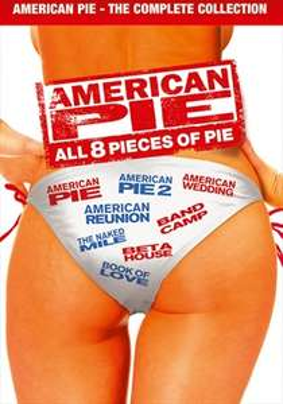 American Pie: All 8 Pieces of Pie (Digital HD) £9.99 @ Sky Store