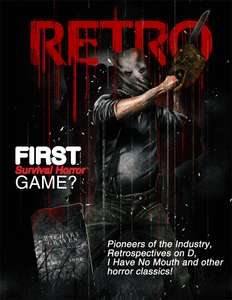 Free copy of Retro Magazine # 13 (Retro Gaming)