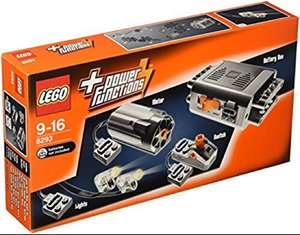 LEGO 8293 Technic Power Functions Motor Set - £26.89 @ Amazon