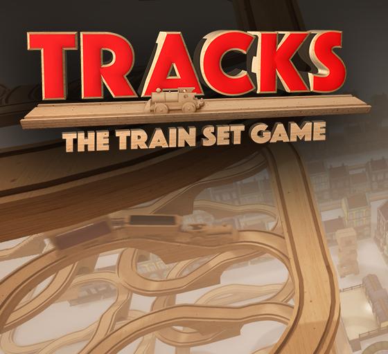 Tracks - The Train Set Game (Steam) £3.49 @ Fanatical
