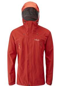 Rab Bergen mens jacket (eVent fabric) - small only - £132.50 @ Taunton Leisure