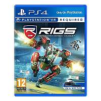 PS4 RIGS mechanized combat league VR required*  was £42 now £20 @ asdageorge