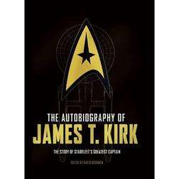 The Autobiography Of James T Kirk (Hardcover) £2.99 @ Forbidden Planet