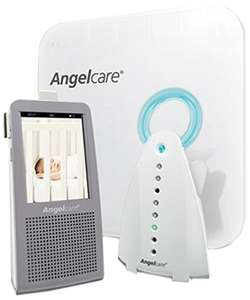 Angelcare AC1100 Digital Video, Movement and Sound Baby Monitor - £89.96 @ Amazon