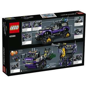Lego 42069 extreme adventure. £89.99 at Amazon