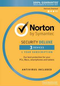 Norton 1 year security for 3 devices - CDkeys £9.99 / 9.49 with facebook code