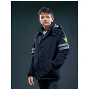 Pokémon Black Jacket @ Argos (free C&C) - £12.49