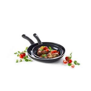 Green Pan frying pan set £21.60 online at Debenhams - Free Delivery with code