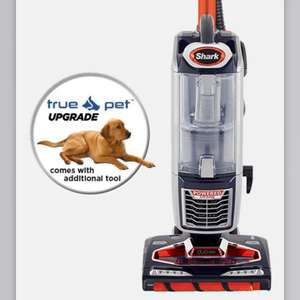 Shark DuoClean Powered Lift-Away Upright Vacuum Cleaner with True Pet NV801UKT £199.96 @ Shark