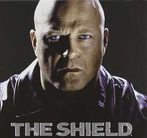 The Shield - complete series on iTunes £19.99