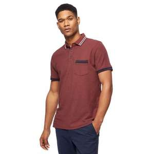 Racing green- big & tall men's polo XXXL was £24 now £7.20 @ debenhams