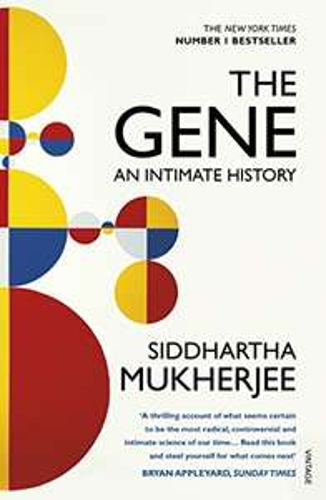 The Gene: An Intimate History by Siddhartha Mukherjee 99p on Kindle @ Amazon