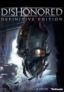 [PC] Dishonored - Definitive Edition (steam key) £3.49 @ Gamesplanet