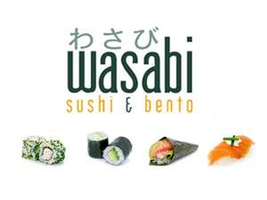 Wasabi restaurants - 50% off 30 mins before closing