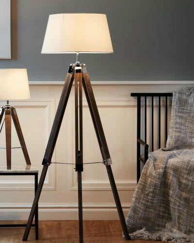 Classic Tripod floor lamp £49.99 @Aldi