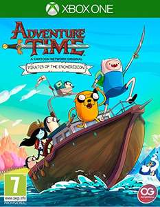 Adventure Time: Pirates of the Enchiridion (pre-order) Switch, PS4 and Xbox One £23.99 (Prime) £25.99 (non-Prime) at Amazon