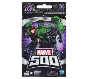 "Marvel 500 micro series 2 "" figure sealed bag,OR transformers,grossery gang,tsum tsum now 99p. @ argos"
