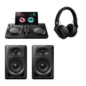 The DJ starter pack - A high-quality, full setup for beginner DJs £409 @ Amazon Dispatched from and sold by home AV direct
