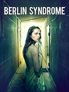 Berlin Syndrome movie rental 99p @ Amazon or iTunes