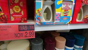 Chuppa swizzles burner @ b&m Bromborough / wirral