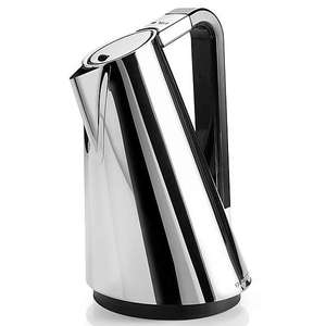 Get a Bugatti delivered to your door for £99! Bugatti Vera Easy 1.7L Kettle Chrome - Dunelm