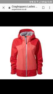 Craghoppers Apex - Womens Fiesta Red 14 or 16 £27.99 - Great Outdoors Superstore