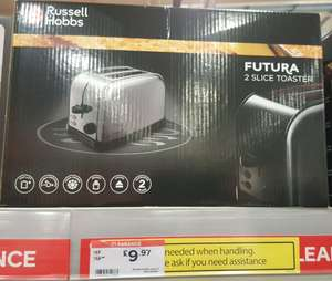 Russell Hobbs 2 Slice Toaster £9.97 @ B&Q instore / c&c online