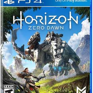 Horizon Zero Dawn for PS4 £17.67 from PlayStation PSN Store Indonesia