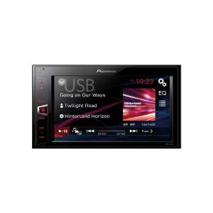 "Pioneer MVHAV180 - 6.2"" touchscreen with USB, Aux-in and video out £99 delivered @ Car Audio Centre"