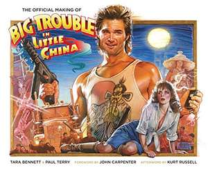The making of Big Trouble in Little China just £2.35 on Kindle @ Amazon