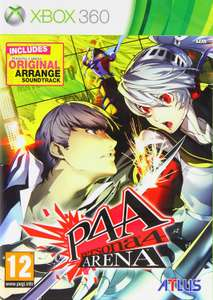 Persona 4 Arena (Xbox 360/Xbox One BC) £4.22 Delivered (Preowned) @ Supastock via Amazon (A.K.A Funstock/Ricedigital)