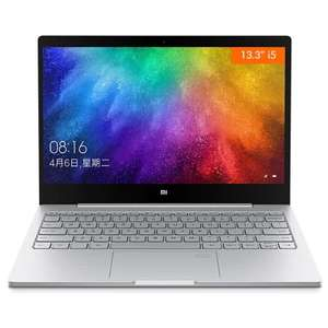 Xiaomi Notebook Air 13.3  (late 2017 model) 8GB, 256GB, GEFORCE MX150, 1920x1080 (FHD) IPS, Type-C Delivered from EU warehouse GearBest (no customs/vat charges)