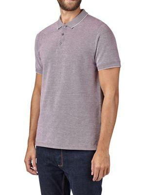 Burton men's berry marl polo shirt XXXL only was £15 now £4 @ debenhams