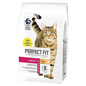 Perfect Fit Adult Dry Cat Food - 2.8kg for £10.00 at Amazon Pantry - Prime Exclusive