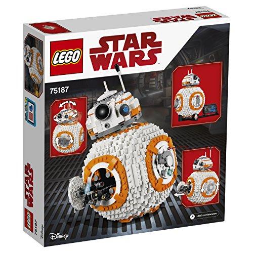 LEGO Star Wars 75187 BB-8 Toy £59.98 Amazon