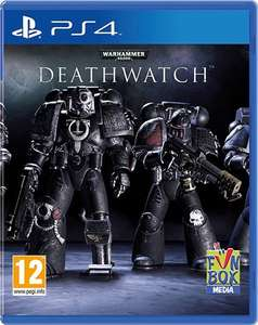Warhammer 40,000: Deathwatch £15 + £1.50 delivery at CeX