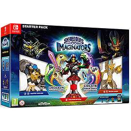 Nintendo switch skylanders £14.99 GAME instore