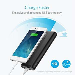 Anker PowerCore 20100 - Ultra High Capacity Power Bank with one of the Most Powerful 4.8A Output, PowerIQ Technology £22.39 Sold by AnkerDirect and Fulfilled by Amazon.